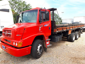Mercedes-benz Mb 1620 Truck Carroceria