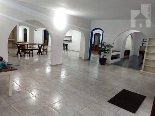 Casa Com 5 Dormitórios Para Alugar, 407 M² - Caxambu - Jundiaí/sp - Ca1186