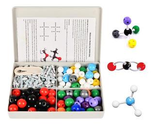 Modelo De Química Orgánica Molecular 239 Piezaguía Instructi