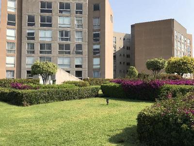 Departamento En Renta En Jardines En La Montaña, Tlalpan, Distrito Federal
