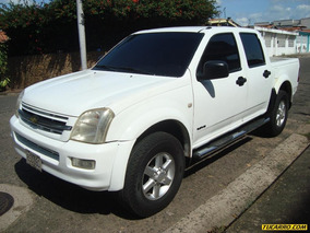 Chevrolet Luv D-max Dob. Cab. V6 - Sincronico