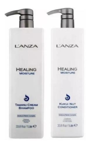 Lanza Kit Shampoo E Condicionador Tamanu 1000 Ml Original