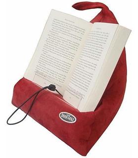 Asiento Del Libro - Atril Para Libro Y Cojín De Viaje - R
