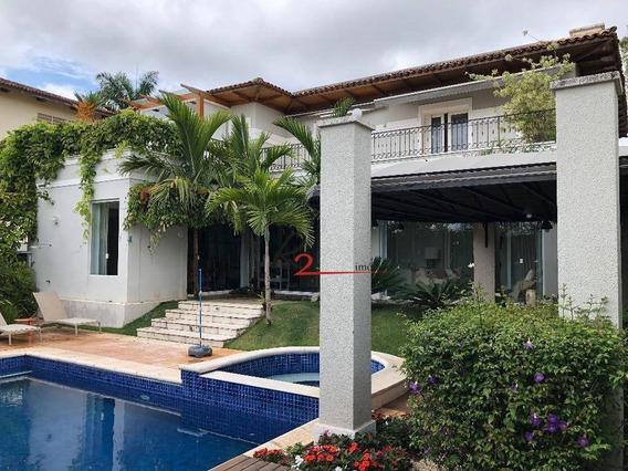 Casa A Venda, Condomínio Pateo Santa Fé, Gramado, Campinas. - Ca0416
