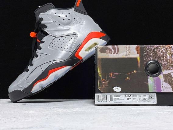 Jordan 6 Retro Reflections Of A Champion - Chaveiro (brinde)