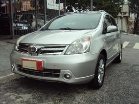 Nissan Livina Sl 2013 1.8 Flex Automática Top Nova