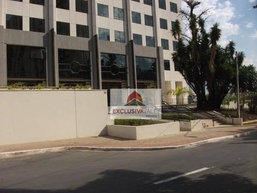 Sala Para Alugar, 42 M² Por R$ 1.500,00/mês - Jardim Aquarius - São José Dos Campos/sp - Sa0235