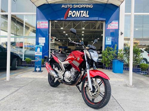 Yamaha Fazer 250 Blueflex 2014 Aceita Troca E Financia