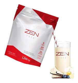 Zen Fuze Suplemento Alimentar Sabor Vanilla Da Jeunesse