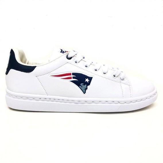 Tenis Sapatenis New England Patriots Nfl