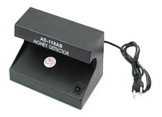 Identificador Detector De Nota Falsa, Cheque, Selo Money Ad-