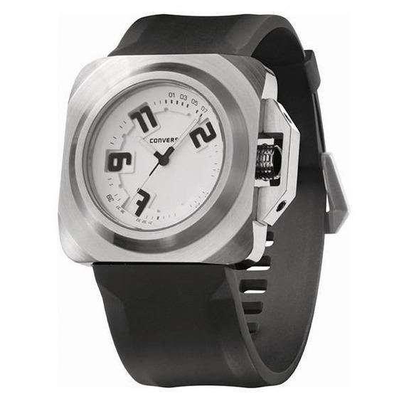 Relógio De Pulso Converse Overtime - Preto
