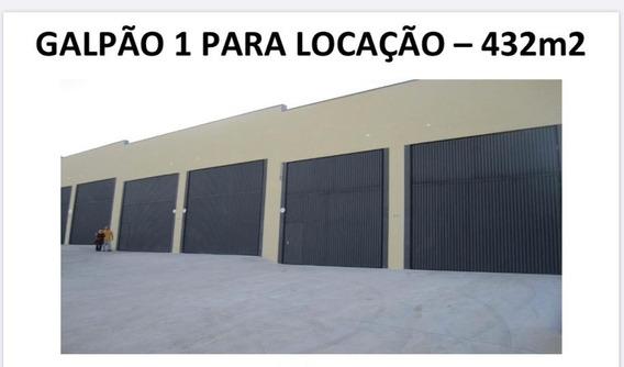 Galpão Em Jardim Imperial, Atibaia/sp De 432m² Para Locação R$ 7.000,00/mes - Ga401334