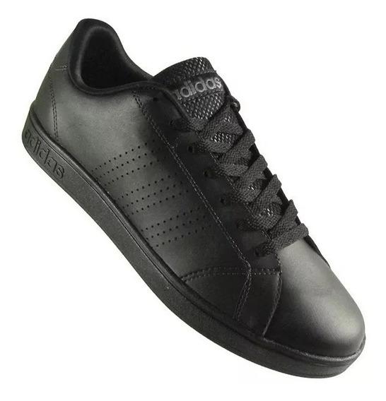 Tenis adidas Advanatge Negro