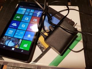 Microsoft Lumia 535 Pocos Meses De Uso. Smartphone