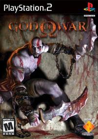 God Of War - Ps2 - Frete R$ 17