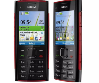 X2 Original Nokia X2-00 Bluetooth Fm Java Usado Em Perfeito