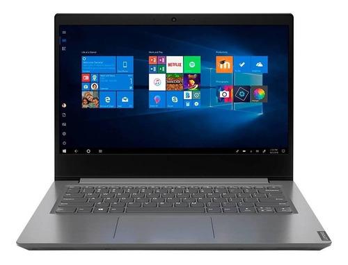"Laptop Lenovo V-Series V14-IIL  iron gray 14"", Intel Core i3 1005G1  8GB de RAM 1TB HDD, Intel UHD Graphics 1366x768px Windows 10 Pro"