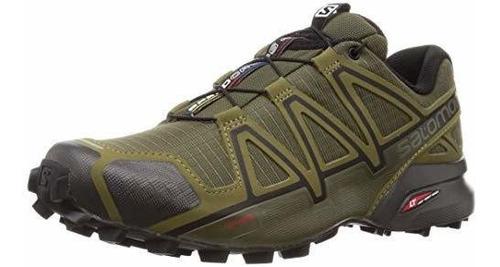 Salomon Speedcross 4 Trail, Zapatillas De Running Para Hombr