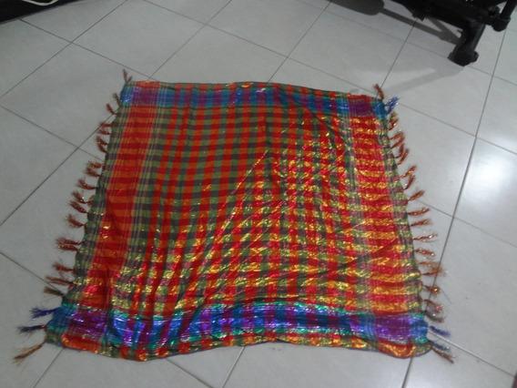 Shall Chall Bufanda Varios Colores C/u ,3vrds,