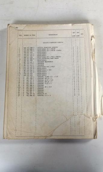 Catálogo Assessórios Peças Original Chevrolet Livro Manual