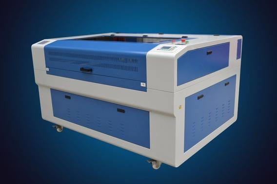 Maquina Laser De Co2 125 Watts Reci 130 X 90 Cm Corte Laser