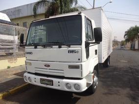 Cargo 815 2011 Baú Chapeado Único Dono Itália Caminhões