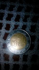 Moneda De 2 Pesos 1995
