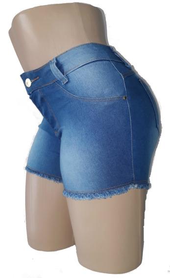 04 Shorts Jeans Femininos