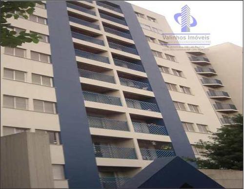 Apartamento Residencial À Venda, Vila Industrial, Campinas. - Ap0585