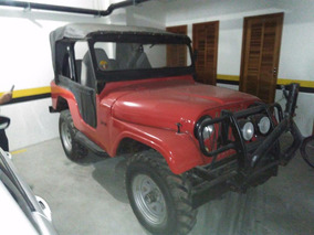 Jeep Willys 1973 6cc