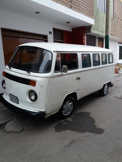 Volkswagen Combi Año 1988