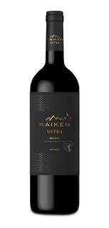 Vino Kaiken Ultra Malbec 750ml.- Envíos