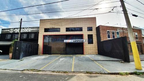 Salão Para Aluguel Em Jardim Novo Cambuí - Sl278490