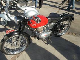 Clasica Gilera Sport 150 Mod.1953