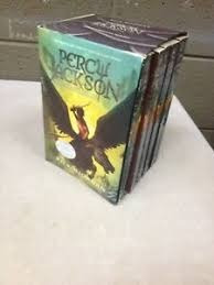 Box Percy Jackson And The Olympians 05 V Rick Riordan