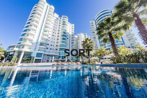 Imagem 1 de 24 de Apartamento No Brava Beach Internacional, Praia Brava Itajaí - Ap0916