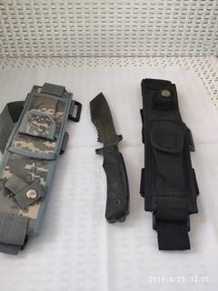 Faca Tática Militar Fox Knives