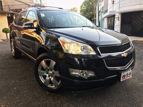 Chevrolet Traverse Lt V6 Qc Dvd At 2011