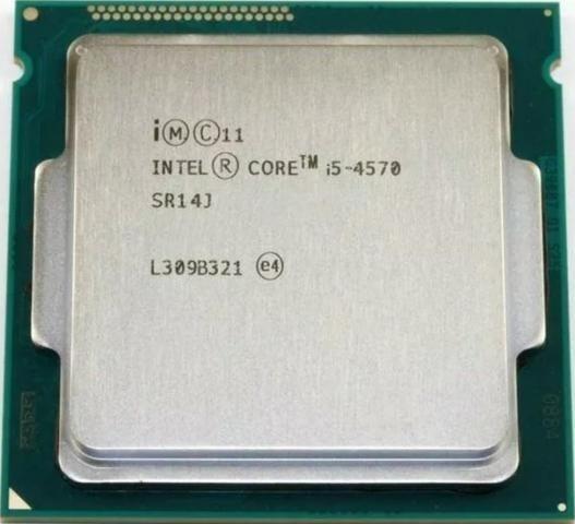 Processador Intel Core I5 4570 3,20 Ghz Cache 6mb Lga 1150
