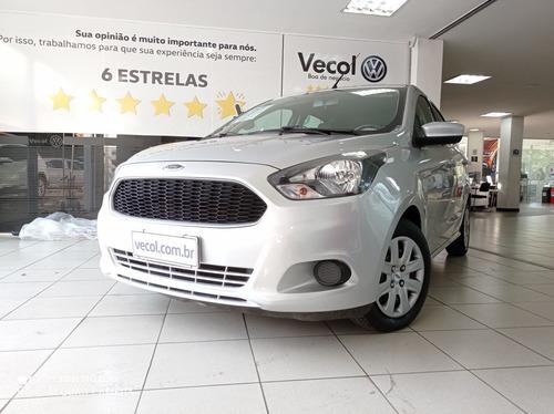 Imagem 1 de 13 de Ford Ka Hatch 1.0 12v 4p Ti-vct Se Flex