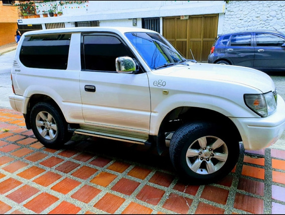 Toyota Prado Toyota Prado Sumo 2700 Cc 4x4 2007