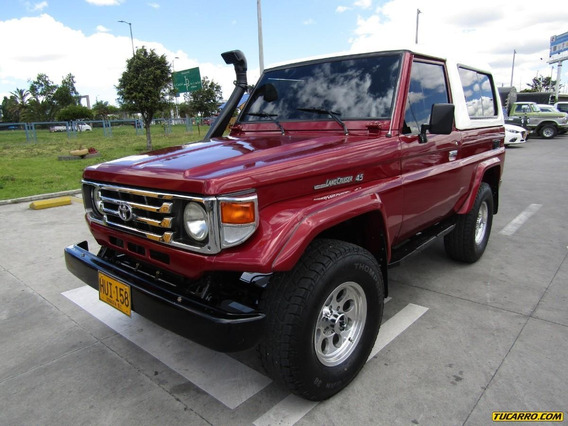 Toyota Land Cruiser Mt 2000 4x4