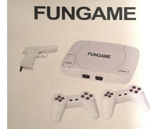Video Game Funstation Com 9999 Jogos S. Mario (com Defeito)