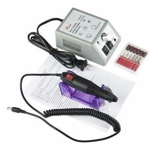 Lixa Eletrica Pes Kit Profissional Inclui Refis Beleza