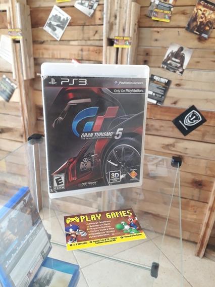 Jogos Ps3 Barato/ Gran Turismo 5/ Midia Física