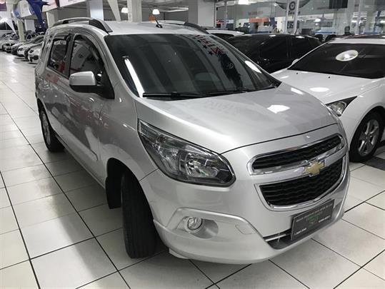 Chevrolet Spin Ltz 7s 1.8 (aut) (flex) Flex Automático