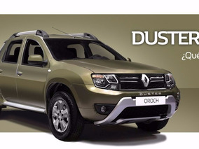 Nueva Renault Duster Oroch 1.6 Outsider Oportunidad (jg)