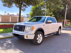 Ford Lobo 3.5 Lariat Cabina Doble 4x4 Mt 2010