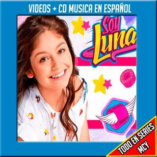 Soy Luna Temp 1 ( Videos + Musica) - Español